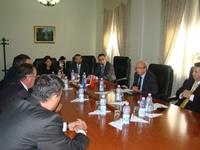 Vizitë në Gjykatën Kushtetuese e një grupi deputetësh të Kuvendit të Republikës së Kosovës