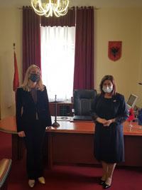 Takim me Ambasadoren e Mbretërisë së Holandës në Republikën e Shqipërisë