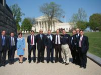 Me drejtuesit e shoqatës amerikane Advocates International