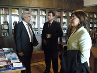 """Konferencë ndërkombëtare me temën """"Roli ligjor dhe rëndësia e vendimeve të Gjykatave Kushtetuese lidhur me çështjet e konsolidimit të kushtetutshmërisë së shtetit"""", Yerevan, Armeni"""