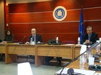 """Seminar me temë """" Pranimi i kërkesave individuale nga Gjykata Kushtetuese - Eksperienca spanjolle"""""""