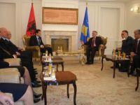 Vizitë zyrtare pranë Gjykatës Kushtetuese të Republikës së Kosovës