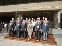 Kongres Ndërkombëtar me rastin e 10-vjetorit të Dhomës Kushtetuese të Gjykatës Supreme të Republikës së Venezuelës